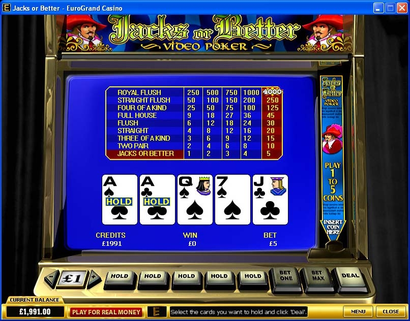 double down casino poker free online