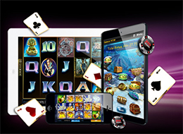 Zwei neue Handy-Spiele bei Red Flush Mobile