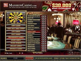 mansion online casino 1000 spiele gratis