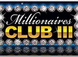 3,5 Millionen Dollar mit Millionaires Club gewonnen!